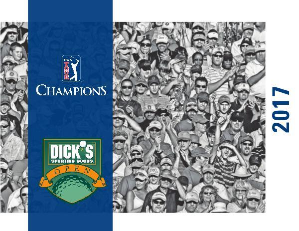 2017 DICK'S Sporting Goods Open 2017 Title Sponsor Recap - DSGO