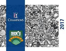 2017 DICK'S Sporting Goods Open