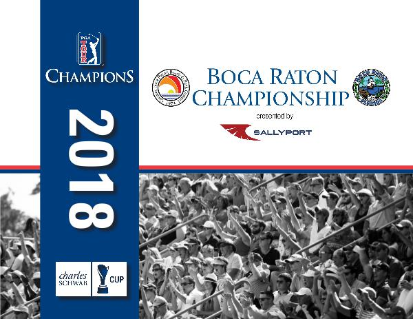 2018 Boca Raton Championship 2018 Title Sponsor Recap - Boca Raton Championship