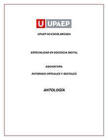 Antología EVDA