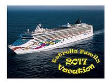 Estrella Family Vacation 2017