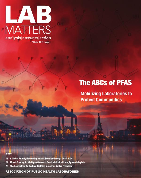 Lab Matters Winter 2019