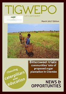ZGF quarterly magazine - Tigwepo