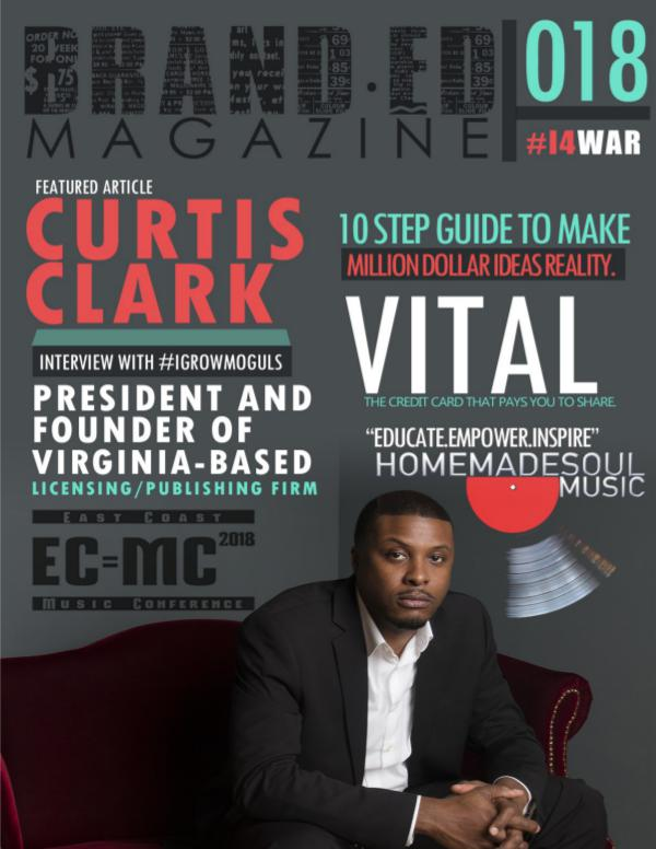 Brand.ed Magazine Issue 4 : #i4War