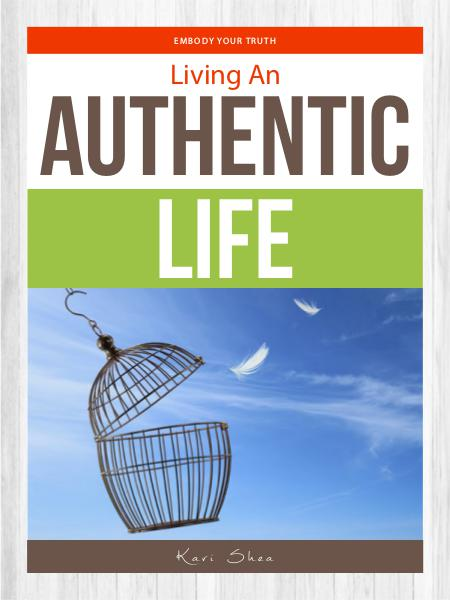 Living An Authentic Life 1