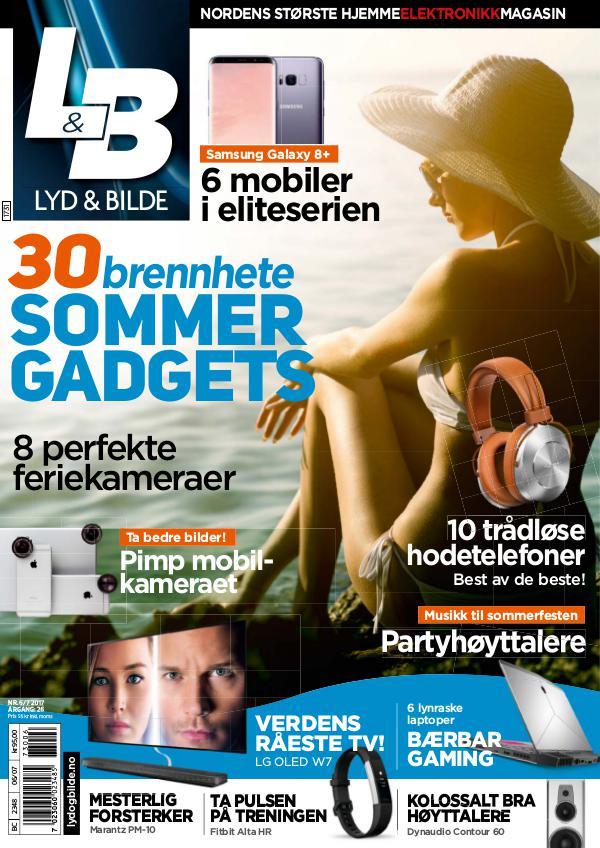 Lyd & Bilde june / july 2017