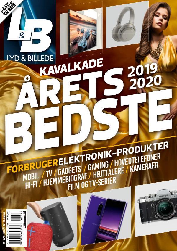 Lyd & Billede November 2019 - Årets bedste kavalkade