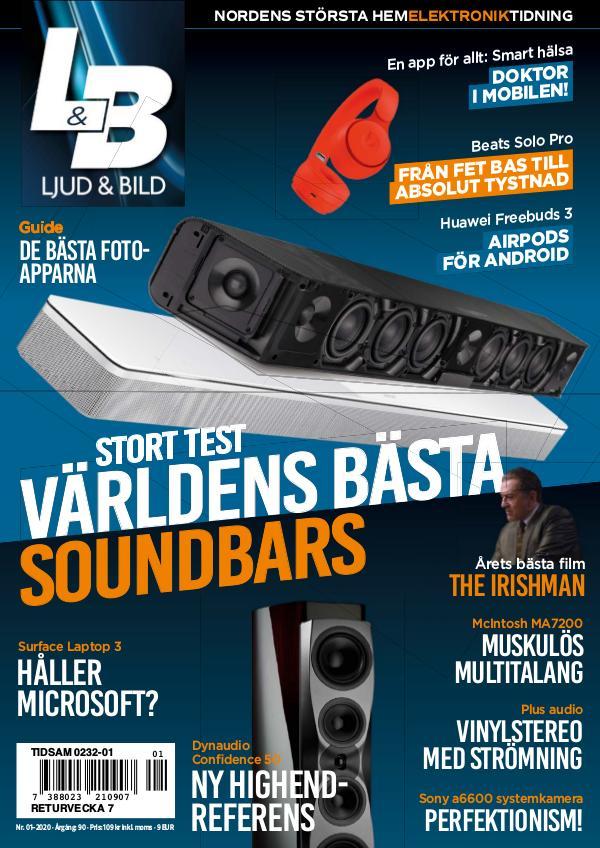 Ljud & Bild January 2020