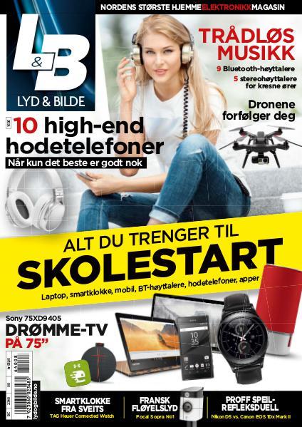 Lyd & Bilde August