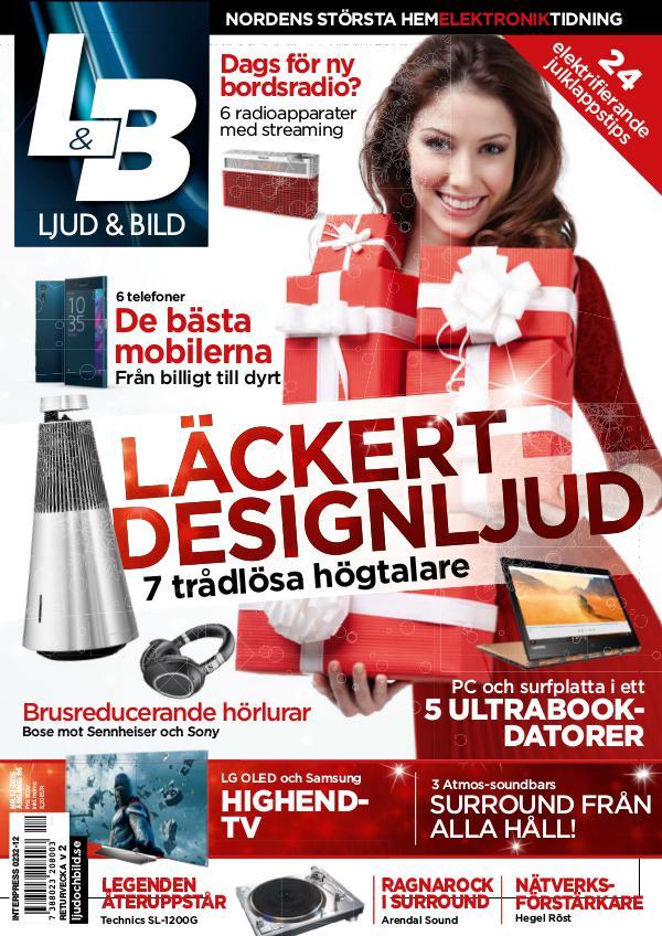 Ljud & Bild December 2016