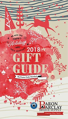 2018 Baron Barclay Gift Guide