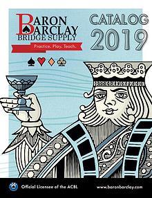 Baron Barclay Spring 2019 Catalog