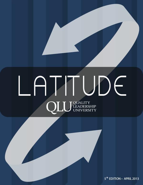 Latitude Latitude 2013