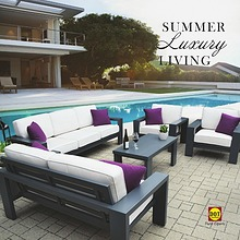 Summer Luxury Living