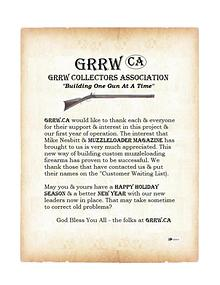 GRRW Collectors Association