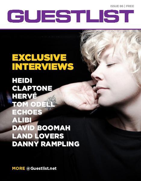 Guestlist Issue 88