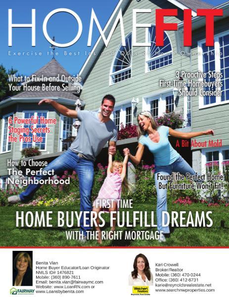 HomeFit Issue 1 - Kari Crowell One