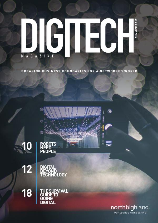 DigiTech Magazine - UK Summer 2017