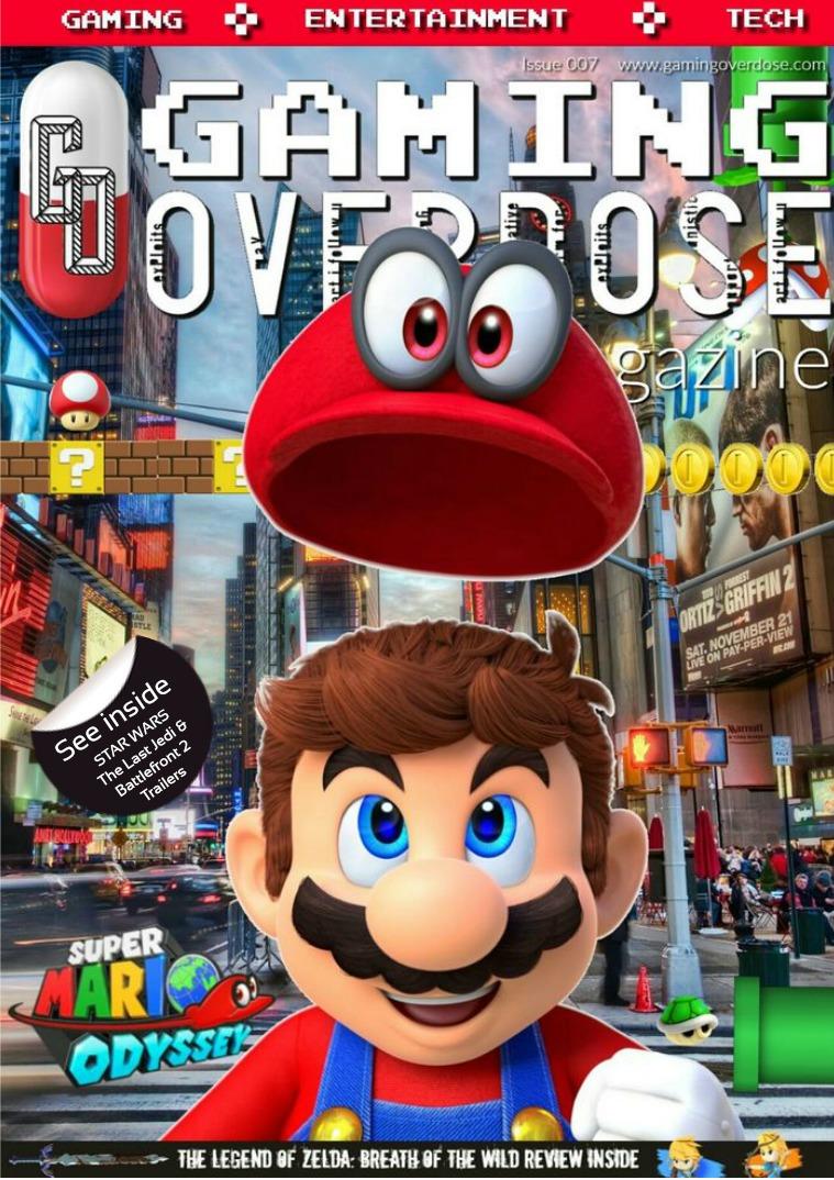 Gaming Overdose Magazine May/June