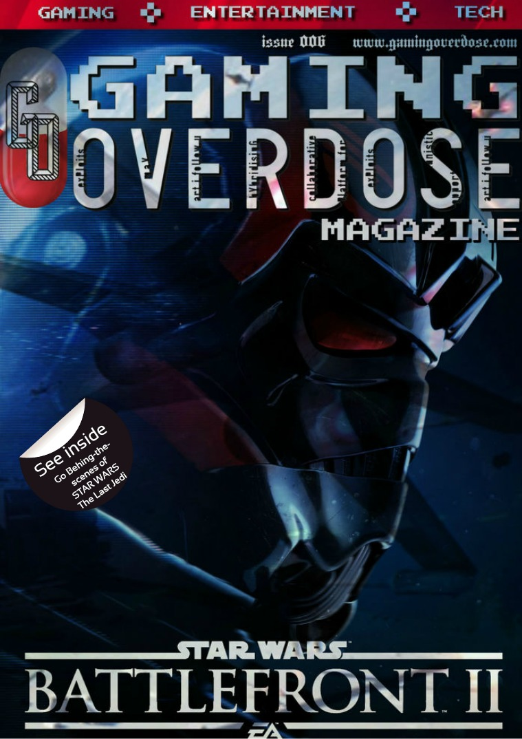 "Gaming Overdose Magazine August/September ""B2"" Issue"