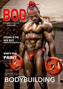 BOD Fitness Lifestyle Magazine