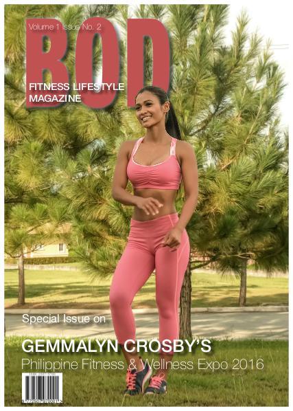 BOD Fitness Lifestyle Magazine Vol  1 Issue 2   Joomag Newsstand