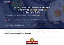 PDF 28-Day Keto Challenge Ebook Free Download
