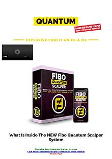 PDF Fibo Quantum Scalper System Free Download