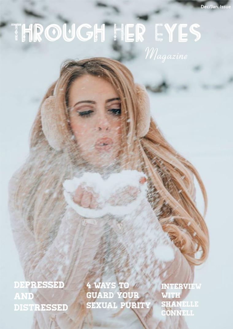 Through Her Eyes Winter Demo Issue Vol. 1 1