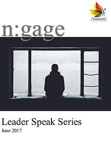 Kwench-n:gage Leader Speak Series