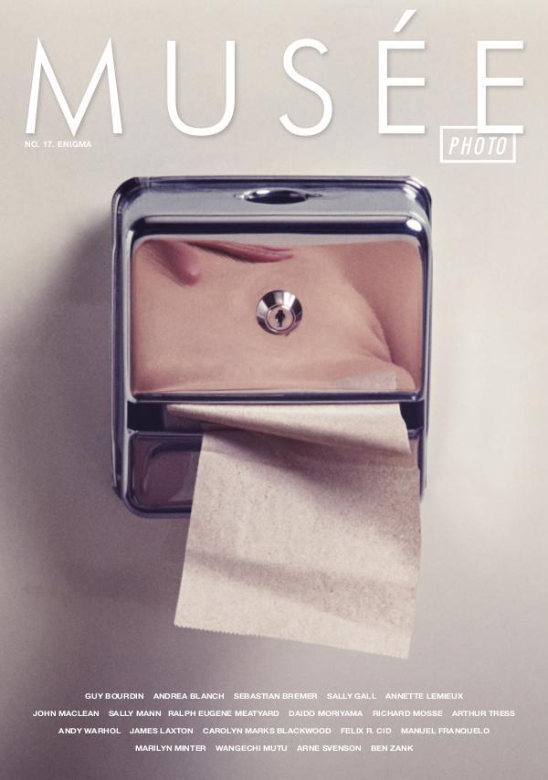 Musée Magazine Issue No. 17 - Enigma