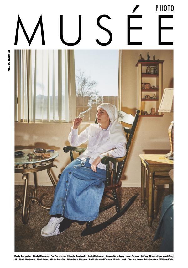 Musée Magazine Issue No. 22 - Impact