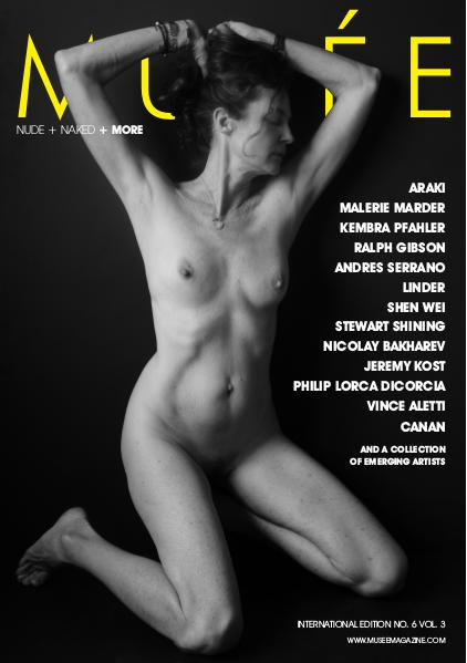 Musée Magazine Issue No. 6 Vol. 3 - Nude + Naked + More