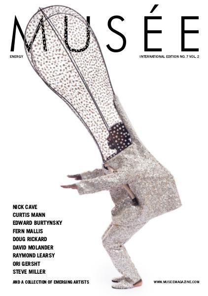 Musée Magazine Issue No. 7 Vol. 2 - Energy