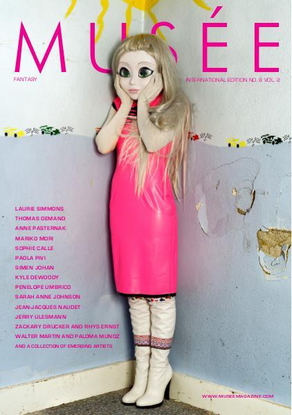 Musée Magazine Issue No. 8 Vol. 2 - Fantasy