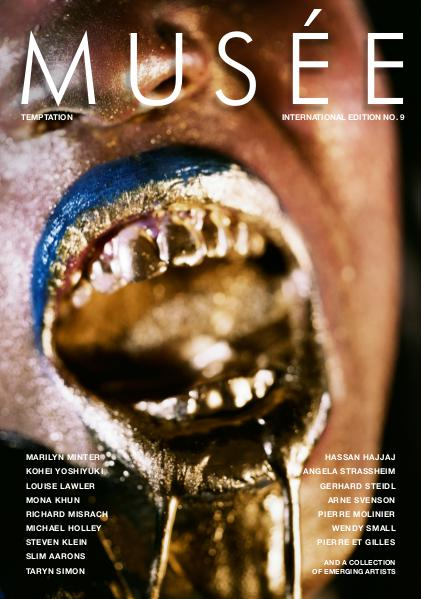 Musée Magazine Issue No. 9 - Temptation