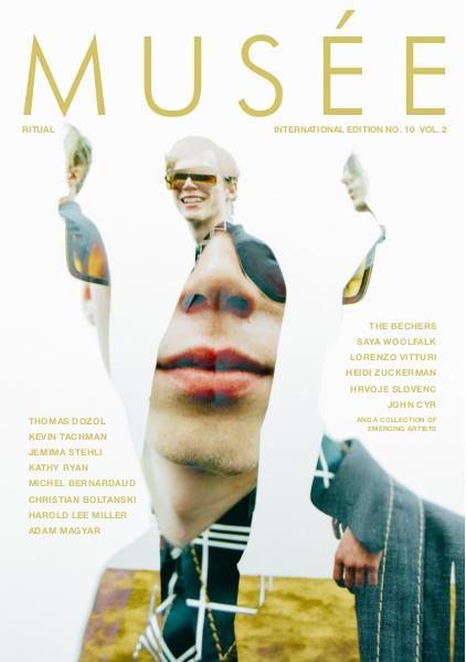 Musée Magazine Issue No. 10 Vol. 2 - Ritual