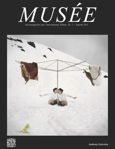 Musée Magazine Issue No. 1 - Inaugural Issue
