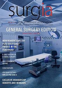 SURGIA Newsletter: General Surgery Edition