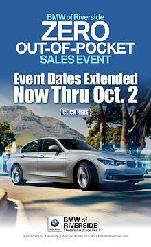 Zero Down Sales Event October