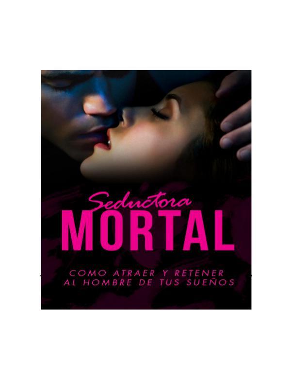 ⓄⓍⒺⓈ » Aldo Rosell: Seductora Mortal PDF/Libro