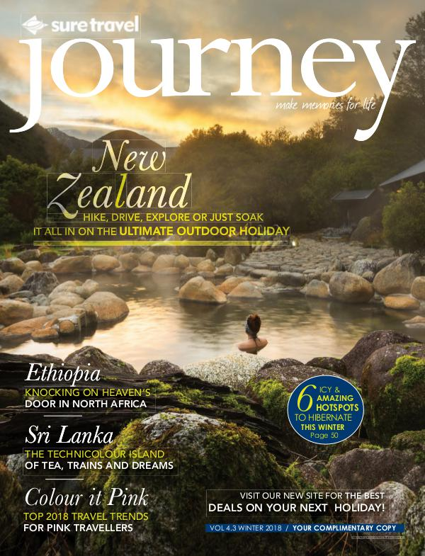 Sure Travel Journey Vol 4.3 Winter 2018