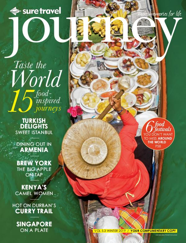 Sure Travel Journey STJ5.3 Winter 2019