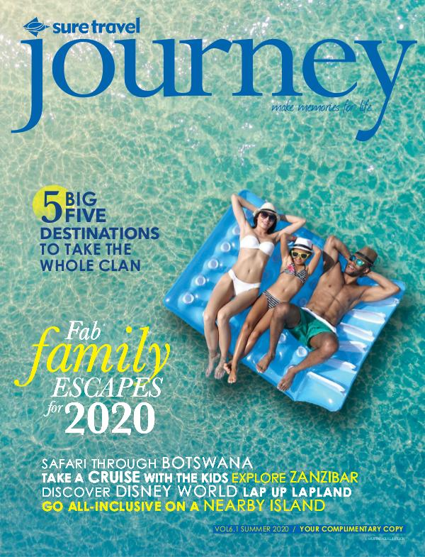 Sure Travel Journey 6.1 Summer 2020
