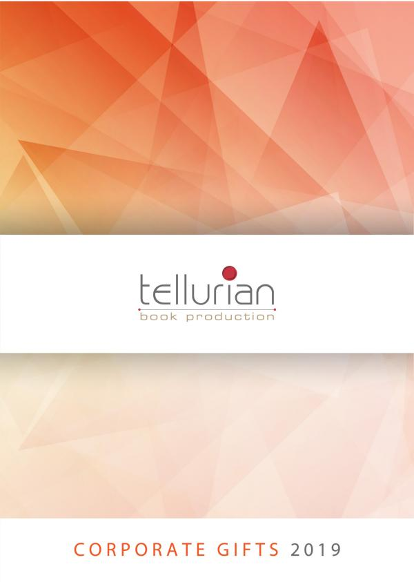 Tellurian | Corporate and Promotional Giveaway Gift Items in Dubai, U Tellurian Gift Items Catalogue