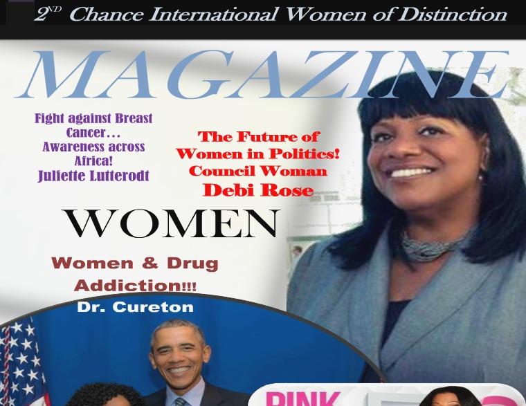 2nd Chance International Women of Distinction Magazine Final Magazine PDF