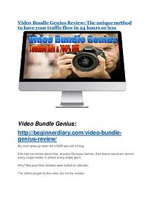 Marketing http://beginnerdiary.com/video-bundle-genius-review