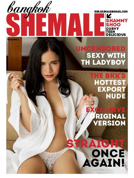 BANGKOK SHEMALE Vol.1