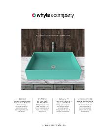 Whyte & Company | Contemporary Stone Composite Sinks |