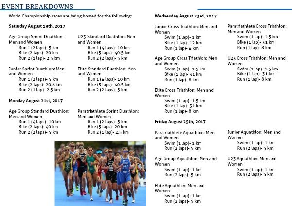 2017 Penticton World Championships- Athletes Guide Cross